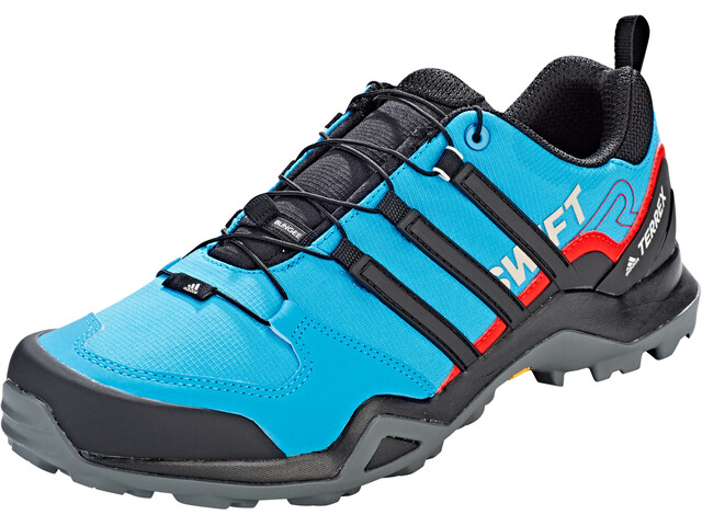 c8f0f3fb73336 adidas TERREX Swift R2 Shoes Men shock cyan/core black/active red